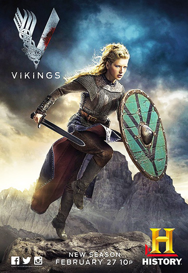 Lagertha Vikings katheryn winnick