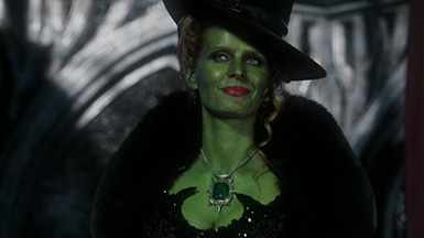Zelena once upon a time rebecca mader