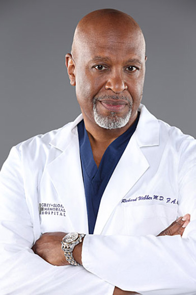 james pickens jr grey's anatomy