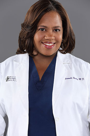 chandra wilson grey's anatomy dr bailey