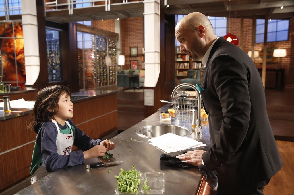 josh Reisner masterchef junior