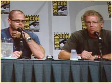 lost comic con panel 2007