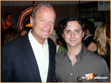 fox fall tv launch party area 2007 kelsey grammer