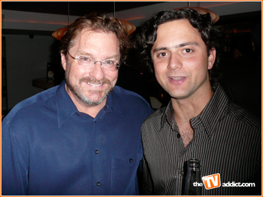 fox fall tv launch party area 2007 Stephen Root