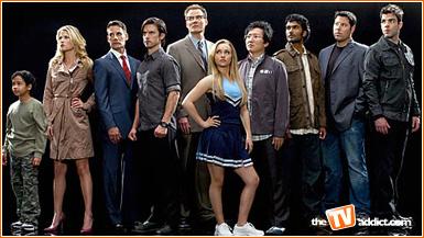 heroes season 2 cast photo