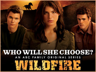 abc family wildfire contest