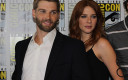 Mike-Vogel-Rachelle-Lefevre-UNDER-THE-DOME-by-JS