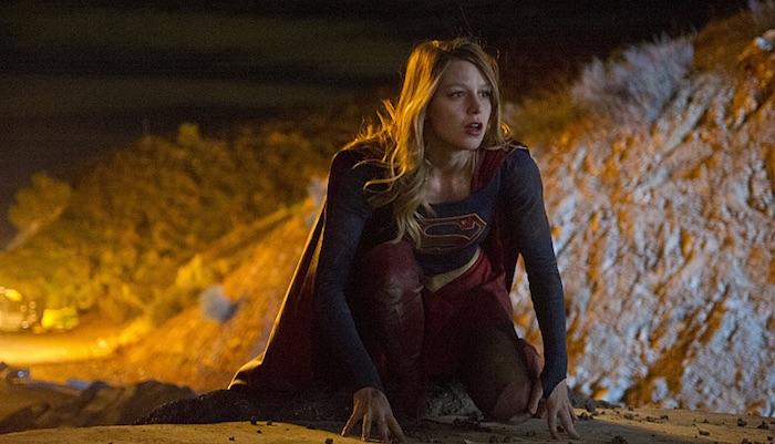 Burning Series Supergirl