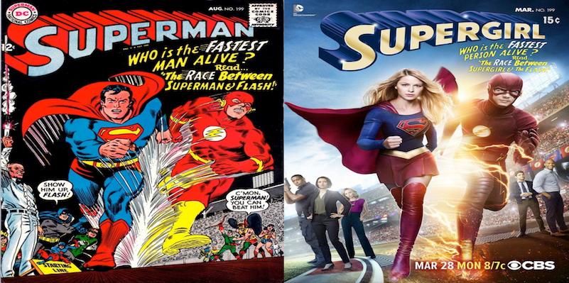 Superman Flash Supergirl Flash comic book cover World's Finest_edited-2